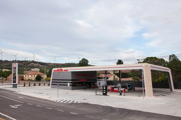 Nueva Estación de Servicio Avia El Pastor, en Avenida Andalucía